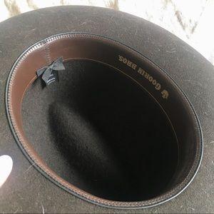"""ed844bf11bab7 Goorin Bros Accessories - Goorin Bros """"Bob Benson"""" Wide Brim Fedora Hat"""